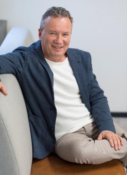 Portretfoto Gerry Leenders OR Trainer